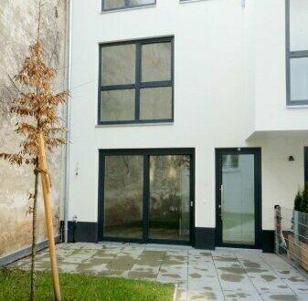 """""""TOWN HOUSE"""" moderne 3 Zimmer + Garten - ERSTBEZUG"""