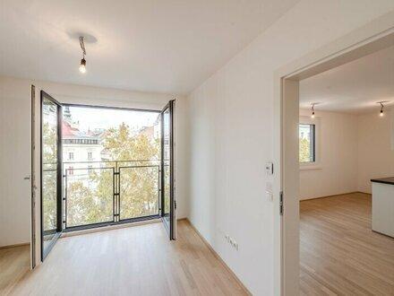 Six in the City: Hochwertiger 2-Zimmer NEUBAU-ZWEITBEZUG, BESTLAGE! perfekt für Singles oder Pärchen!