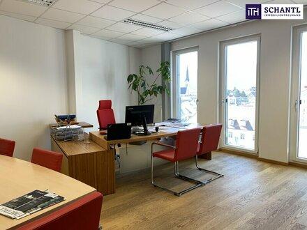 CHEF-BÜRO! Büro samt Büroetage - modernes Arbeiten mit sensationellem Ausblick + Innenstadtlage + Top-Infrastruktur! BESSER…