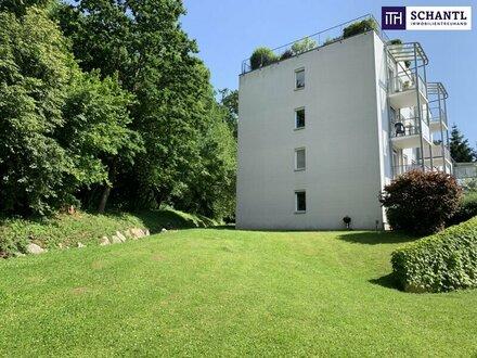 ITH: Jetzt zugreifen! Investmentpaket! Zwei Eigentumswohnungen in LKH Nähe! Graz Ruhelage + Waldblick