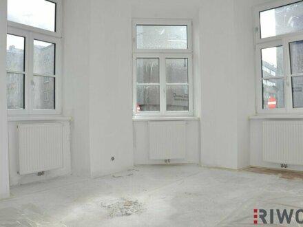 Gepflegte und günstige 2-Zimmer Altbauwohnung!