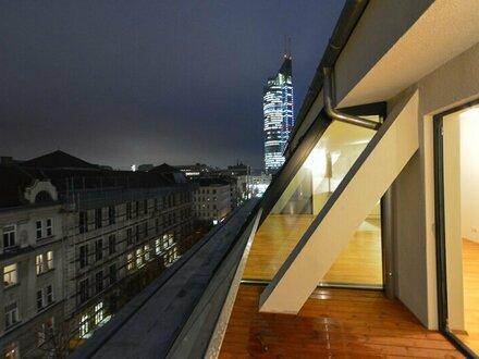 DG-Wohnung mit Terrasse am Allerheiligenplatz