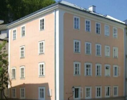 ** AB JUNI ** Gemütliche 2-Zimmer Wohnung im Zentrum von Salzburg / Kaigasse 20 - Top 12