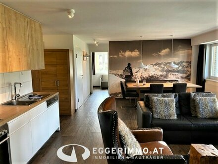 5710 Kaprun: GELEGENHEIT; vollmöbliertes, gepflegtes Apartement bis 8 PAX (87m²) touristisch vermietbar !! Infrarotkabi…