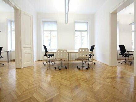 BÜRO: wunderschönes Büro im Stilaltbau