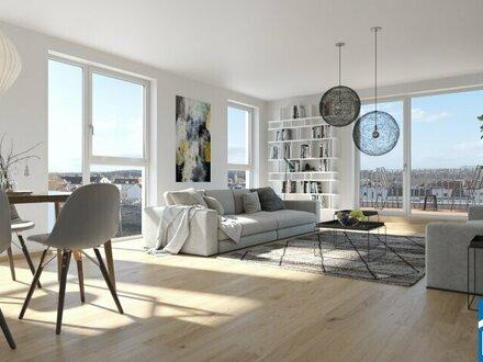 Smarte 3 Zimmer Dachgeschoßwohnung mit Terrasse – provisionsfrei