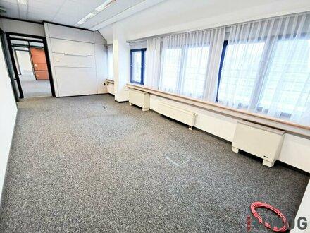 DG-Büro mit 214m² am Spitz! Garagenplätze verfügbar!