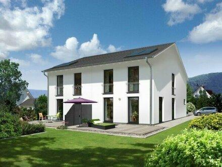 Schickes Architektenhaus in Ruhelage