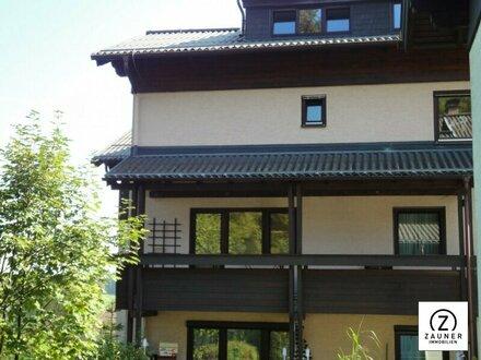 Ruhige und Sonnige 2 Zi-Wohnung mit großen Balkon und Tiefgarage in Hof bei Salzburg