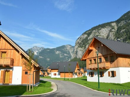 Chalet / Ferienhaus direkt am Hallstättersee - Urlaub und Rendite im Paket - PROVISIONSFREI für den Käufer