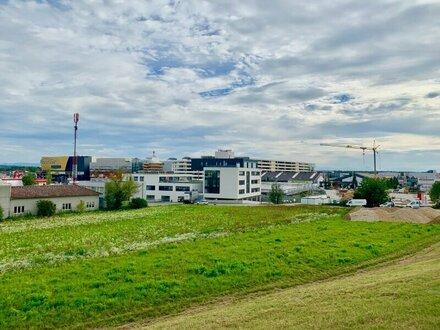 Grundstücke neben der Plus City - MB=Betrieb+Wohnung