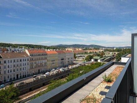 360° Besichtigung - Dachgeschosswohnung mit 4 Zimmern und südseitiger Terrasse, provisionsfrei - LIWI280/186