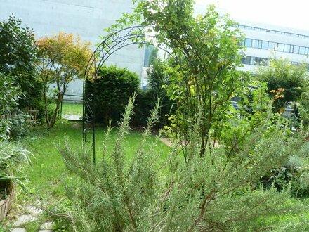 idealer Alterssitz! Schöne 4-Zimmer-Gartenwohnung in Schallmoos/nächst Andräviertel