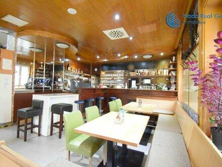 **Videobesichtigung möglich** Restaurant gegenüber Stadthalle/Lugner-City/Hauptbücherei!