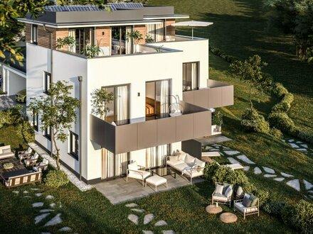 Wohndomizil im Salzburger Seengebiet