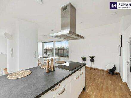 6-Zimmer-Wohntraum auf zwei Etagen mit Balkon und Terrasse - die Erfüllung Ihrer Wünsche!!!