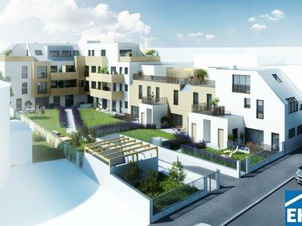 Büroflächen in moderner Wohnhausanlage!