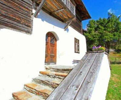 ##Ehemaliges Amtshaus mit Geschichte im Luftkurort Flattnitz/Kärnten##