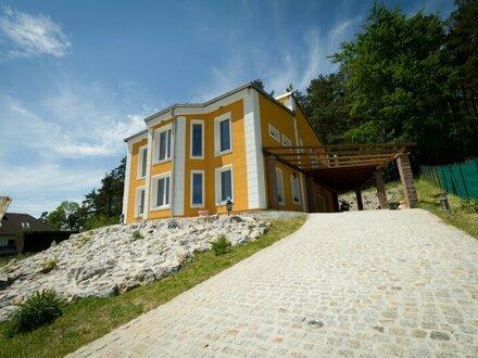 Einzigartiges Haus im Villen-Stil Nähe Wiener Neustadt - Provisionsfrei!