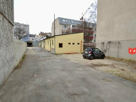 Großzügiger Lagerplatz mit integrierten Büro und Werkstatt wird vermietet