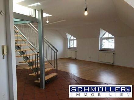 Dachgarten-Wohnung mit exklusiver Ausstattung