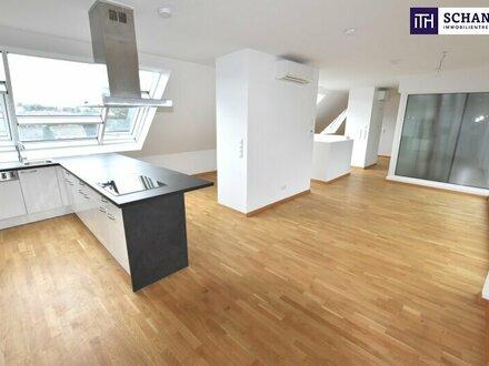 ABSOLUTE TRAUMWOHNUNG!! Dieser 6-Zimmer-Wohntraum auf zwei Etagen mit Balkon und Terrasse lässt wohl keine Wünsche offen!!!
