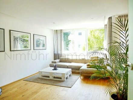 Exklusive, sonnige 3-Zimmer-Wohnung in der Nähe des Ignaz-Rieder-Kai