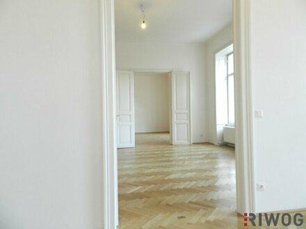 ++Wohnjuwel++ exklusive, lichtdurchflutete Altbauwohnung mit direktem Blick auf die Rossauer Kaserne