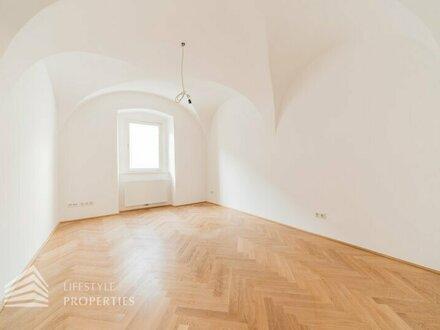 Exklusive 2-Zimmer Altbauwohnung in Klosterneuburg