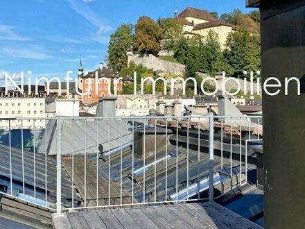 Über den Dächern der Altstadt - gemütliche 2,5 Zimmer-Dachgeschoßwohnung