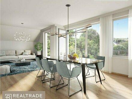 WINZENZ - Wunderschöne 3-Zimmer Wohnung mit Balkon (Erstbezug)