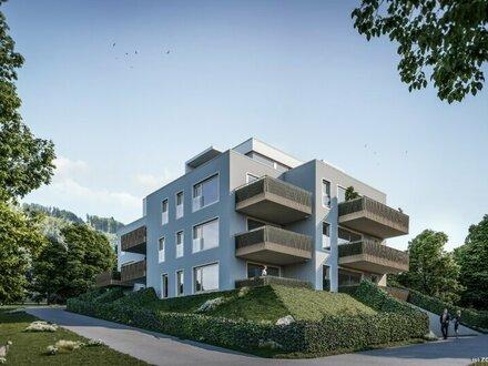 Top 3 - Villa Stoanlbrunn - 3 Zimmer-Wohnung in ruhiger Villengegend