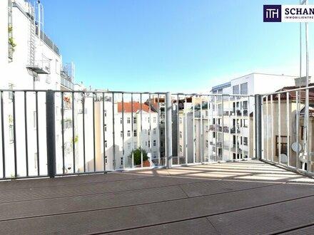 SCHNÄPPCHEN!!! Neue 1,5-Zimmer-Wohnung im Innenhof mit top Ausstattung und ruhigem Balkon!