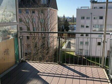 Nähe Alte Donau- 2 Zimmer mit Loggia und Garagenplatz!