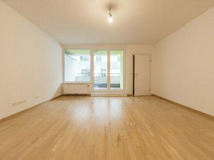 Aufgeteilte 1-Zimmer Wohnung mit separater Küche und BALKON - ZU VERKAUFEN