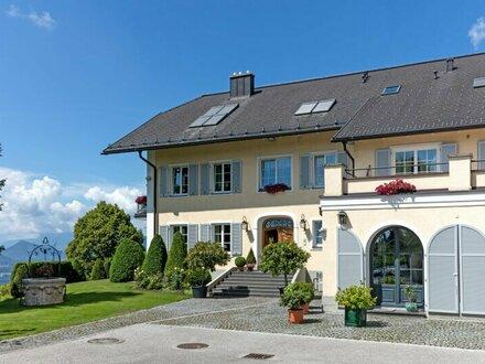 Villenbesitz in Panoramalage Nähe Salzburg