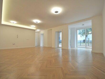ALTBAU ERSTBEZUG! TERRASSEN-Wohnung mit Gartenmitbenützung nächst Aumannplatz