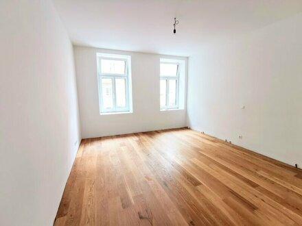 ++NEU++ Hochwertig sanierter 1-Zimmer Altbau-Erstbezug mit Fußbodenheizung!