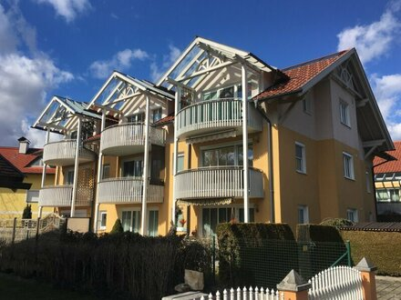 Wals-Himmelreich: 3-Zimmer-Wohnung im 1. Obergeschoss, Top B4