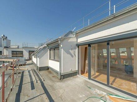 ++NEU++ Hochwertiger 4,5 Zimmer DG-ERSTBEZUG, hochwertige Ausstattung, tolle Dachterrasse!