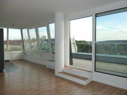 Herrliche DG TERASSE Eck-Wohnung, 3 Zimmer, Neubau, WG geeignet