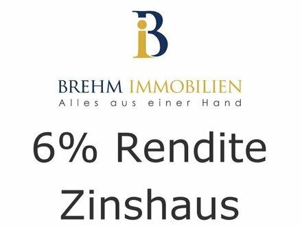 Zinshaus mit 6 Wohnungen, 417 m² Wohnfläche, 6% Rendite, Befristungen, Wohnmöglichkeit, Klagenfurt/Wörthersee Nähe