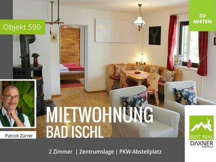 2-Zi. Wohnung in zentraler Lage von Bad Ischl