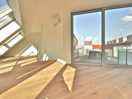 Charmante Dachwohnung nächst Raimundtheater