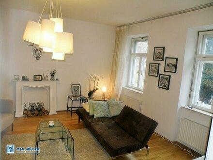 Wohngenuss im Adräviertel - Stilvolle 3-Zimmer-Wohnung mit Charme