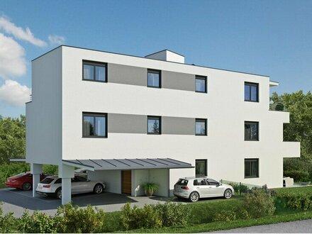 Große 2-Zimmer-Neubau-Wohnung mit Balkon - Parsch