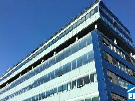 Hochwertig ausgebaute Bürofläche in Wien