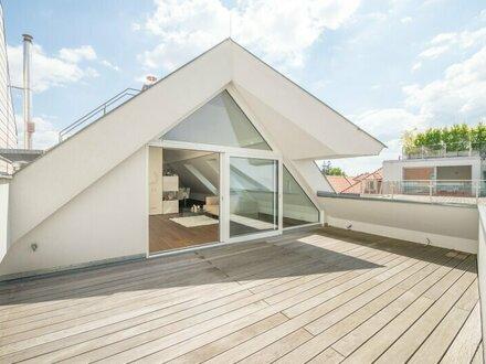 ++PROVISIONSFREI++ RARITÄT in BESTLAGE: Nussdorf, außergewöhnliche LUXUS-Maisonettewohnung, 28m² Dachterrasse, hochwertigste…