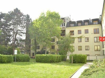 Gepflegte 3 Zimmer Neubaumiete mit Garagenplatz am Fuße des Küniglberges