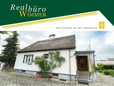 Wohnhaus mit Ausbaupotential in ruhiger Lage